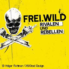 Frei.Wild: Rivalen und Rebellen - Tour 2018 in FREIBURG * SICK-ARENA, Messe Freiburg,