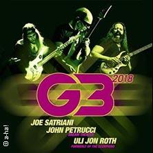 G3 - Tour 2018 | Joe Satriani, John Petrucci, Uli Jon Roth in FILDERSTADT BEI STUTTGART * FILharmonie,