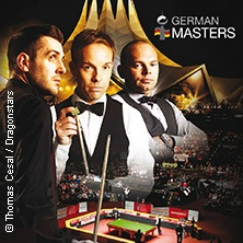 Snooker: German Masters 2018 in BERLIN * TEMPODROM
