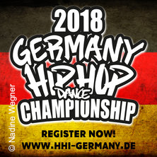 Germany Hip Hop Dance Championships 2018 Tickets