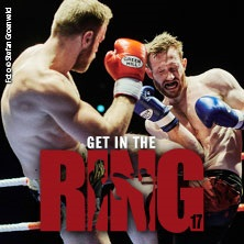 Get In The Ring Karten für ihre Events 2017