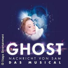 GHOST - Das Musical in Berlin in BERLIN * Stage Theater des Westens