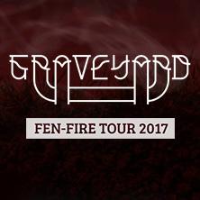 Graveyard: Fen-Fire Tour 2017 in DRESDEN * beatpol (ehem. Starclub),