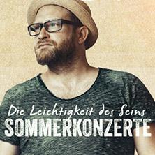 Gregor Meyle  & Band - Sommerkonzert 2017