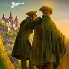 Karten für Gebrüder Grimm - Am Anfang aller Märchen | Boulevardtheater Dresden in Dresden