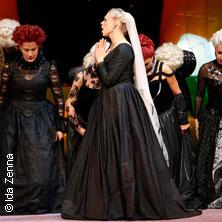 Die Grosse Sünderin - Oper Leipzig Tickets