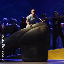 Gullivers Reise - Deutsche Oper am Rhein in DUISBURG * Theater Duisburg,