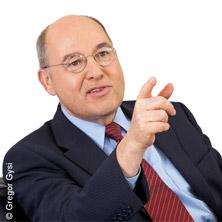 Dr. Gregor Gysi - Talk Im Medienwerk 15 Tickets