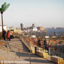 Bild für Event Hafen Stadtführung an der Hafenkante -Rundgang am Hamburger Hafen
