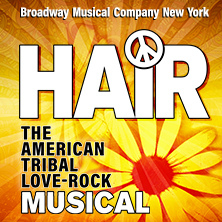 Hair - The American Tribal Love-Rock Musical in ROSENHEIM * KULTUR + KONGRESS ZENTRUM,