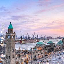 Karten für HamburgCard - Landungsbrücken Tour | Abenteuer Hamburg in Hamburg