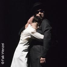 Hamlet, Prinz von Dänemark - Theater, Oper und Orchester Halle in HALLE (SAALE) * Puppentheater,