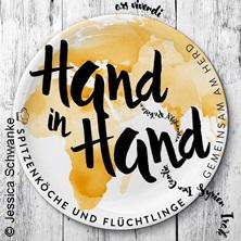 Spitzenköche Hand in Hand