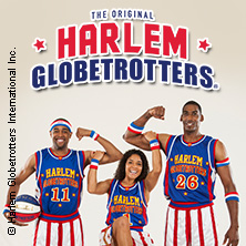 Harlem Globetrotters: German Tour 2018 in HAMBURG * edel-optics.de Arena,