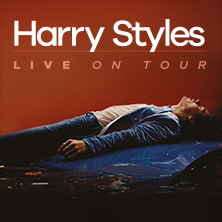 Harry Styles - Live 2018 in MANNHEIM * SAP Arena,