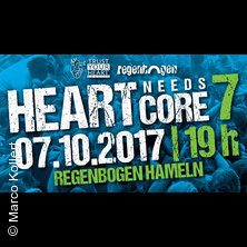 Heart Needs Core Vol. 7