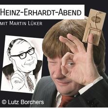 Heinz Erhardt Dinner mit Martin Lüker in SCHWALMSTADT * Gasthof Rockensüß,