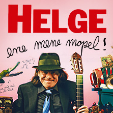 Helge Schneider: ene mene mopel! in Frankfurt am Main, 18.02.2018 - Tickets -