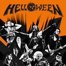 Hard & Heavy: Helloween: Pumpkins United World Tour Karten