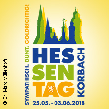Hessentag 2018 in KORBACH * Continental-Arena,