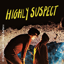 Highly Suspect in Frankfurt am Main, 25.02.2018 -