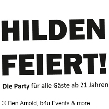 Hilden Feiert in HILDEN * AREA 51,