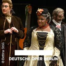 Die Hochzeit Des Figaro - Deutsche Oper Berlin Tickets