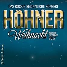 Höhner - Höhner Weihnacht in Siegen, 20.12.2017 - Tickets -