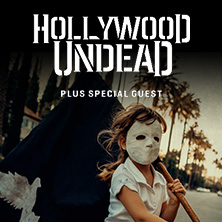 Hollywood Undead in BERLIN * HUXLEY'S NEUE WELT