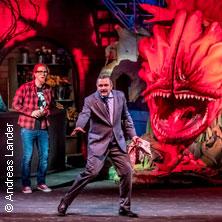 Der kleine Horrorladen - Theater Magdeburg in MAGDEBURG * Bühne im Opernhaus