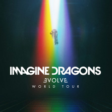 Rock & Pop: Imagine Dragons: Evolve World Tour Karten