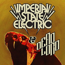 Imperial State Electric: Master Of Midrange Tour 2017