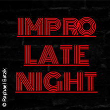 Impro Late Night - Theater Essen-Süd Tickets