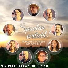 Improbanden: Spontan Verliebt - Romantic Comedy Improvisiert Tickets