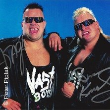 IPW Wrestlingshow Pitstop Party - Mit den WWE Legenden  Nasty Boys