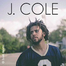 J. Cole in OFFENBACH AM MAIN * Stadthalle Offenbach,