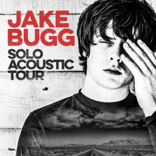 Jake Bugg in Köln, 30.10.2017 -