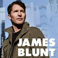 James Blunt: The Afterlove Tour 2018 in FREIBURG * Fürstenberg Festivalbühne,