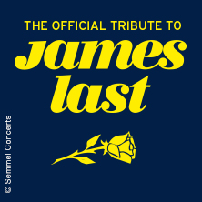 The Official Tribute To James Last - Das Konzert 2019 Tickets