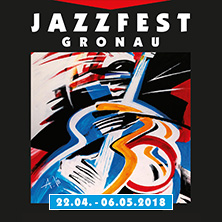 Jazz & Blues: 30. Jazzfest Gronau 2018 Karten