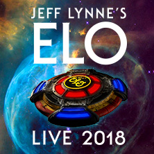 Jeff Lynne's ELO in Berlin, 19.09.2018 - Tickets -