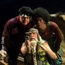 Jim Knopf und Lukas der Lokomotivführer - Stadttheater Aschaffenburg in ASCHAFFENBURG * Stadttheater Aschaffenburg,
