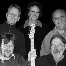 Karten für JJ Blues Band in Aichach Ot Obermauerbach