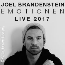 Joel Brandenstein: Emotionen Live 2017