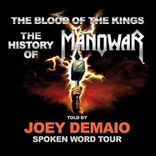 Manowars Joey DeMaio