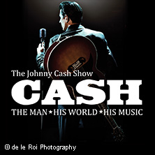The Johnny Cash Show - The Man, His World, His Music | Deggendorfer Stadthallen