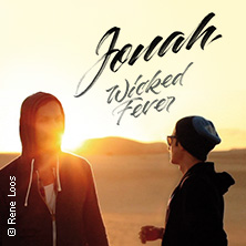 Jonah: Wicked Fever Tour in HAMBURG * Molotow