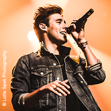 Jorge Blanco & The 8th Wonder - Tour 2018