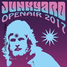 Junkyard Open Air 2017 in DORTMUND, 12.08.2017 - Tickets -