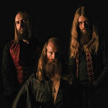 Kadavar plus special guests in Leipzig, 14.10.2017 - Tickets -